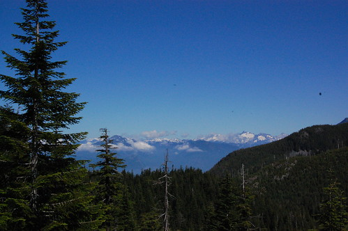 Vancouver - Cypress Mountain, Eagle Bluffs Hike (9)