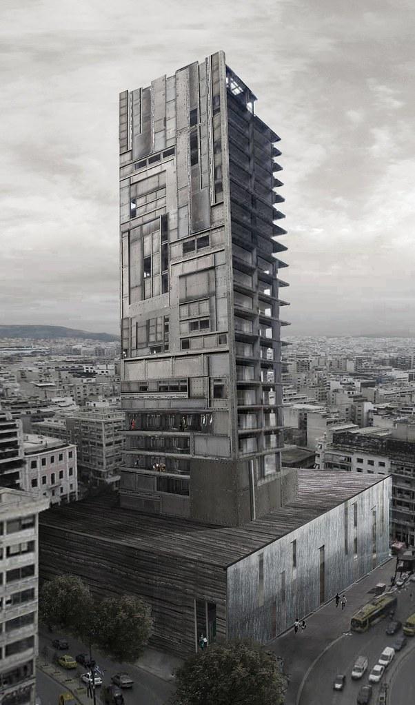 piraeus tower