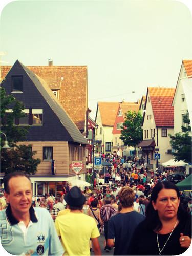 Holzgerlingen sommer flohmarkt