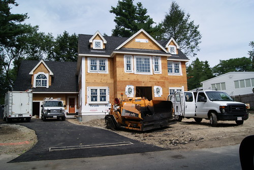 Chestnut Hill Teardown/New house