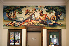 1938 ... 'Way Of Life'  - Post Office mural