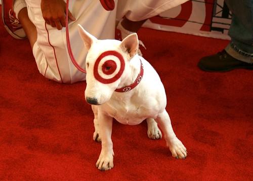 target dog logo. Target Dog 4