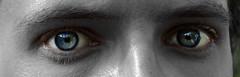 Soul dreamer... (RiccardoDelfanti) Tags: color hope nikon blu  deep occhi sguardo dreams sogni speranza nikond90 eyesno riccardodelfanti riccardodelfanti