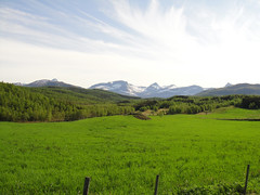 Green landscape in Norway (Helen Lundberg Photo) Tags: summer june norway rural norge 2010 sommar