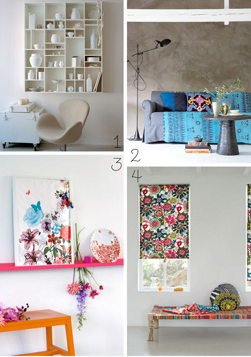 Inspirational Styling & Ideas