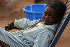 The Little Girl in Niger