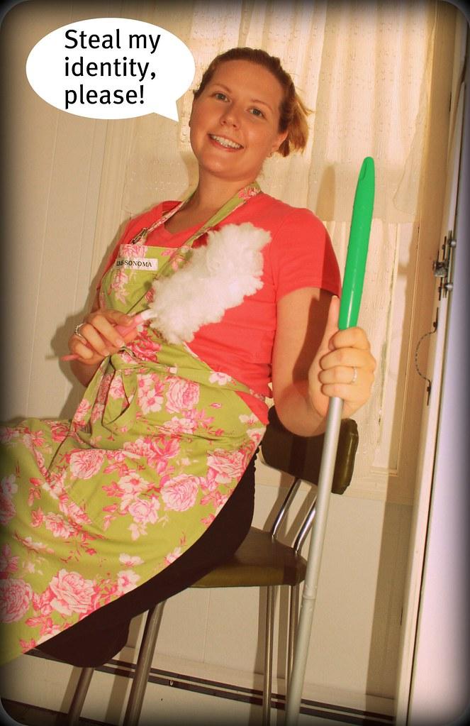 33/365 - Deliriously Determined Domestic Diva