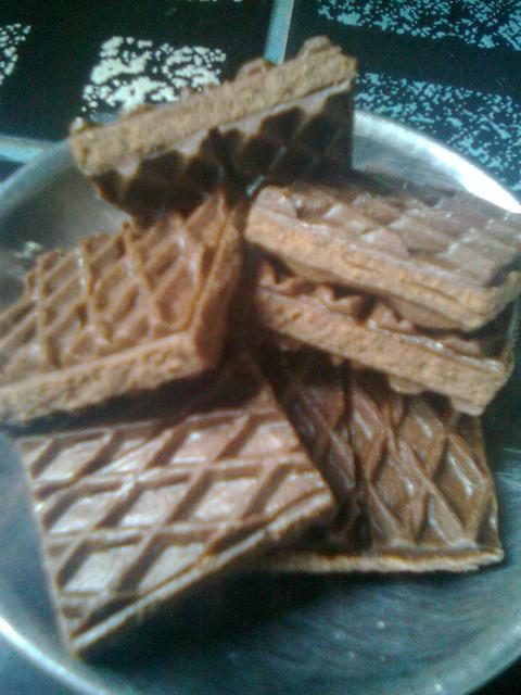 Lala chocolate candies