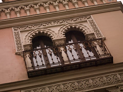 ST700008.jpg (Keith Levit) Tags: windows building window buildings photography design carved spain europe exterior side fineart rail spanish toledo designs railing ornate railings exteriors levit faade keithlevit keithlevitphotography