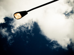lighting the sky... (Paco Espinoza Photography) Tags: blue sky cloud white blanco luz weather azul méxico faro francisco time cielo nuevoleon lampara monterrey nube tiempo clima foco espinoza fotoarte flickrfriday flickrsbest franciscoespinoza pacoespinoza canonpowershotsx20is pacoespinozacom