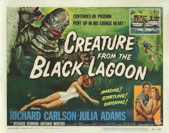 creature from the black lagoon m1