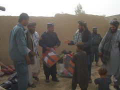 Afghan, ISAF forces reopen school in Zabul