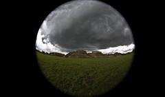 Nube sabor zapote (Axochitl Nicte-H) Tags: sky cloud mexico oaxaca tormenta nube montealban ancestros arqueologia zapotecos