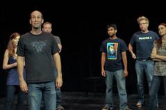"""Hammer Improv: Jeff Monologuing (Or, """"I'm Jeff Lewis"""")"""