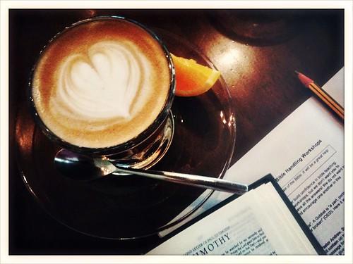 Citrus Sin, Oriole Cafe & Bar