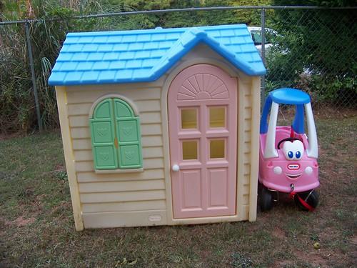 Doodle's House & Car