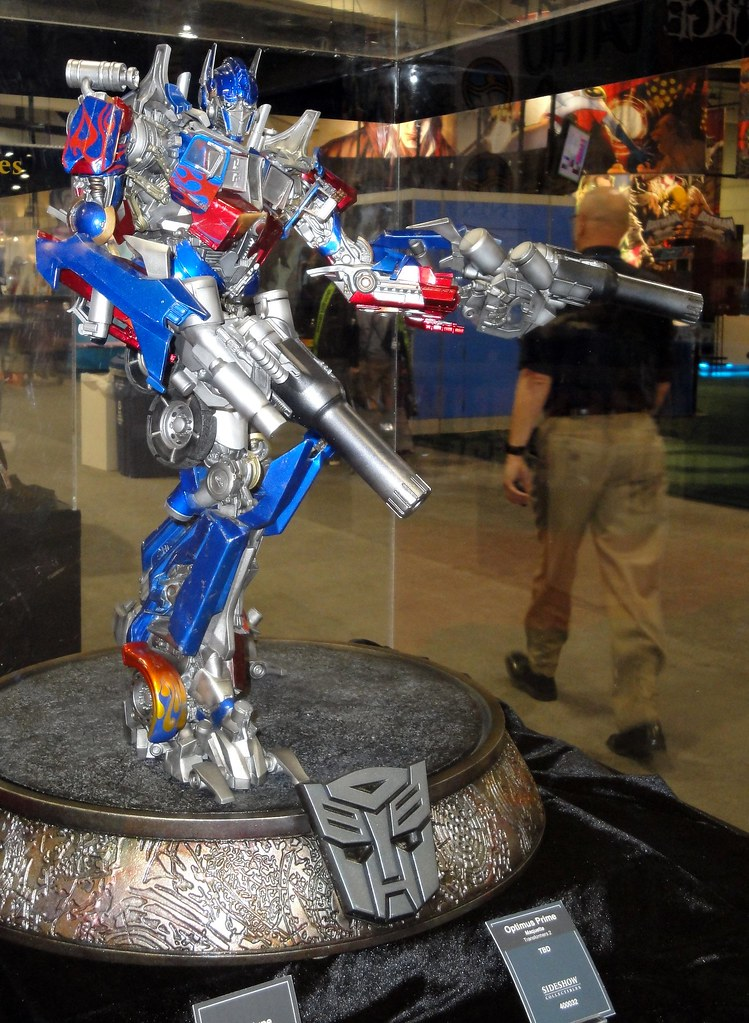 SDCC 2010 Transformers Coverage | Infinite Hollywood