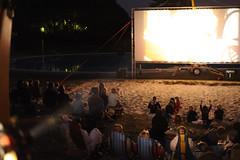 Mañana utomhusbio, Bara 2010 (Turilas) Tags: cinema mañana pool bara outdoorcinema 2010 utomhusbio utomhusbad svedalakommun jdg8028
