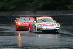 Every Porsche Owner's Dream (kptyson) Tags: car racecar automotive 45 gt alms americanlemansseries limerockpark patricklong porsche911gt3rsr 2010americanlemansnortheastgrandprix joergbergmister shoretelopenwaveesilicon