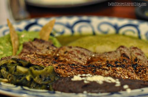 Carne Asada a la Tampiquena @ Fonda San Miguel ~ Austin, TX