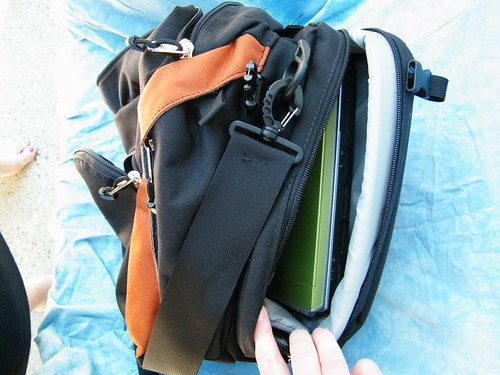Jett Laptop Bag – padded laptop area
