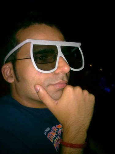 IMAX 3D Glasses Modelled by Teg