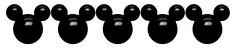 Five Mickeys