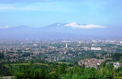 Bandung City View