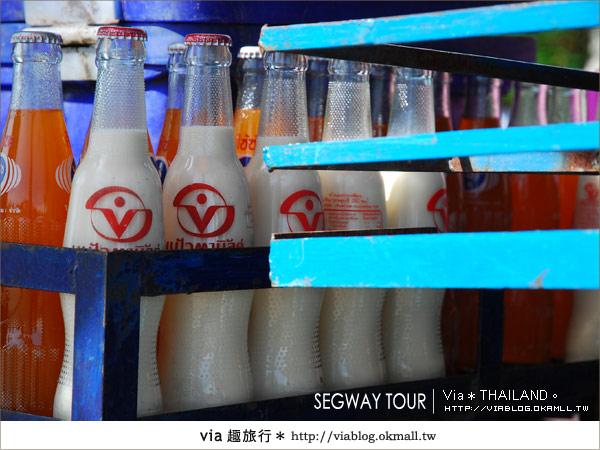 【泰國自由行】曼谷玩什麼?Segway塞格威帶你漫遊~22