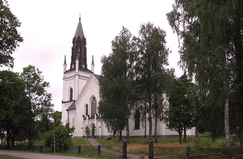 Skinnskattebergs kyrka