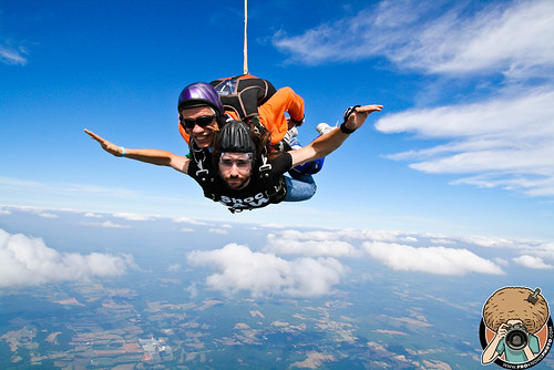 Jared Polin FroKnowsPhoto Skydiving
