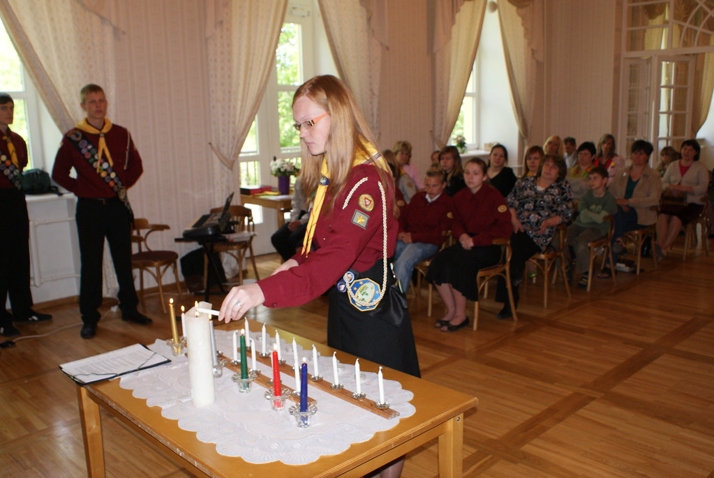 Pathfinders, Latvia, Rujiena club