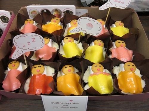 Cupcake Camp OC - JustJenn's Baby Cupcakes