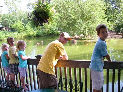 July 31 2010 Zoo Shanna Cal Haley Lee Clark