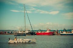 (marcos rv) Tags: ocean sea sky espaa puerto la boat mar spain corua mare barco july galicia galiza porto cielo spagna 2010 oceano atlantico oza luglio xullo galizia julil