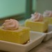Lemon Cheesecake Squares at the Wynn Buffet