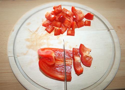 11 - Paprika schneiden