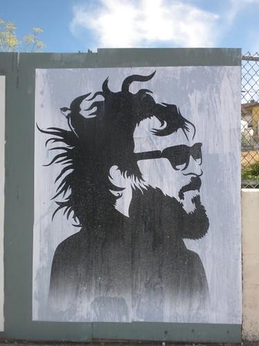 I'm Still Here – Street Artist