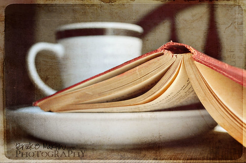 A morning read {55/365}