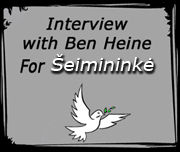interview Ben Heine for Seimininke
