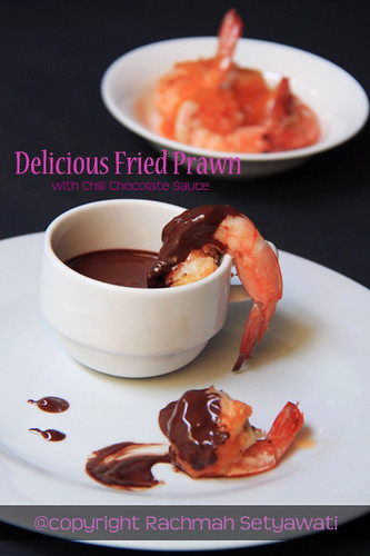 Delicous Fried Prawn by R