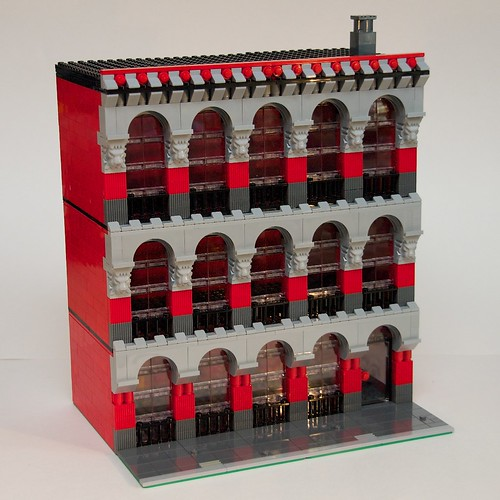 New/Improved Buildings for BrickFair 4861144179_5493ec3b6e_d