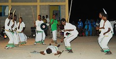 3d. Boys performing a traditional dance