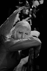 Loneliness (Miss_Baraonda) Tags: angel loneliness sad bn ali triste angelo certaldo biancoenero solitudine mercantia arcangelo