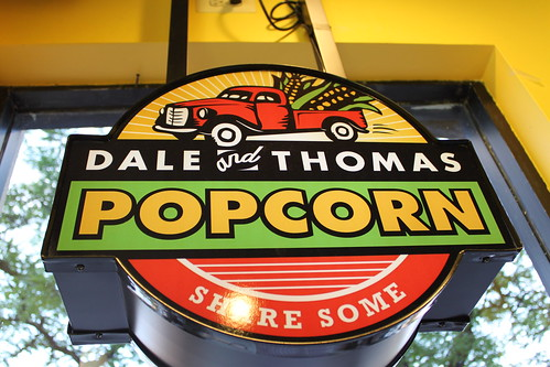 Dale & Thomas Popcorn - Purple Spoon
