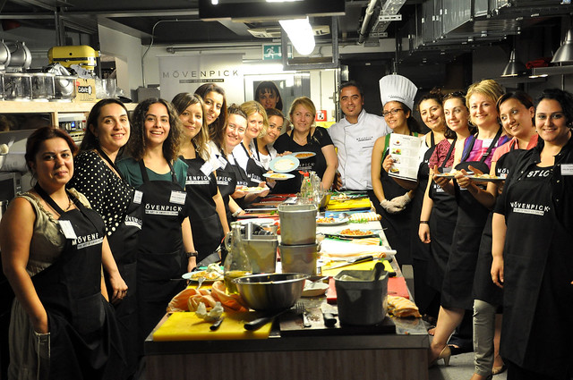 Mövenpick Dondurmalı Workshop