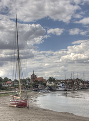 HDR Maldon (Steve012345 - 1/2 a million thanks.) Tags: greatbritain england sky cloud canon river landscape coast boat scenery europe mud harbour yacht gb essex hdr maldon justclouds canoneos40d theperfectphotographer stephenstringer steve012345 stephenkennethstringer stevestringer skstringer stephenkstringer
