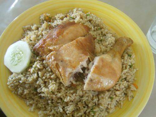 Hala Food on My Birthday in Berbice, Guyana