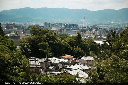 Kiyomizu-dera Temple 清水寺 - City View