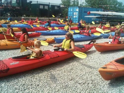Kayak Chicago Class